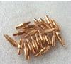 Schweißens-Kontakt-Spitze der Binzel Art-24kd elektronisches Bediengeraet M6*28 MIG