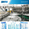 3 en 1 planta de embotellamiento automática completa del agua potable