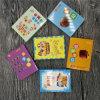 Изготовленный на заказ карточки играя карточек бумажные воспитательные для малышей