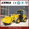 Carregador pequeno da roda dianteira de 2.5 toneladas de Ltma