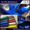Горячий продавать синий матовый хром льда пленки Car Wrap самоклеящаяся виниловая пленка 1,52 м