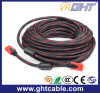 1.2m Kabel HDMI de Van uitstekende kwaliteit met Nylon Vlechten 1.4V (D001A)