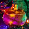 銅線はクリスマスの照明の祝祭の結婚披露宴のホーム装飾ランプ3カラーのためのストリングライトをつける