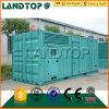 stille type geluiddichte diesel generatorreeksen met geringe geluidssterkte