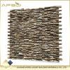 Materiali da costruzione cucina e mattonelle di mosaico madreperlacee delle coperture di Convexed dei denti delle coperture di Backsplash della stanza da bagno per la decorazione della parete