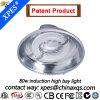 Alto CRI sobre la iluminación industrial de la inducción del consumo de energía inferior de la lámpara de la inducción del tiempo de Restrike de 80 cortocircuitos