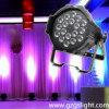 Summen-Wäsche LED 18X10W der Hochzeits-Dekoration-4in1 RGBW NENNWERT kann beleuchten (P18-4)