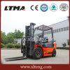 Nueva pequeña carretilla elevadora del diesel de 2.5 toneladas de 2.5-4 carretillas elevadoras de la tonelada de Ltma