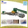 Fácil mantenimiento PE PP película lavado máquina de reciclaje de botellas de bloque