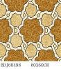 Pasillo pulió el azulejo de la alfombra de la porcelana con el precio barato (BDJ60498)