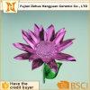 Revestimento de fio de flor de girassol para decoração de casa