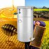 Acier inoxydable 2/4 extracteur manuel de miel de bâti