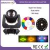 최고 소형 LED 이동하는 맨 위 광속 200W 빛 (BR-200P)