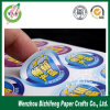 Eco-Friendly de encargo de Printing Uno Side Sticker Adhesive Paper