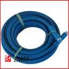 Bleu lisser le boyau de pression de rondelle de couverture pour l'application d'eau chaude