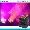 25PCS 15W RGBW Matrijs die het HoofdLicht van de Straal bewegen