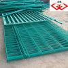 PVC revestido galvanizado valla de alambre de malla ( TYD -602 )