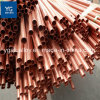 prix d'usine fabrication vendus et de nouveaux produits fabriqués en Chine de tuyauterie en cuivre rouge / Tube Tube en cuivre 6 mm