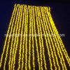Cascada de luz LED Net Fiestas decoraciones de Casa de Navidad