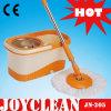 Pédale Joyclean gratuit Double Diplôme Spin Dispositif 360 Magie Mop (JN-205)