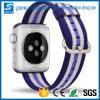 Gestreifte Nylonuhrenarmband-Brücke für Apple Watch2