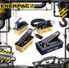 Enerpac qualité originale des pompes hydrauliques de l'air turbo