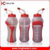 Bottiglia di acqua di plastica di sport, bottiglia di acqua di plastica di sport, bottiglia di plastica della bevanda 600ml (KL-6650)