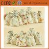 有機性Natural Promotional Drawstring Cotton BagかGift Bag