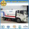 Цена тележки дороги метельщика 155kw Dongfeng 4X2 чистое