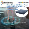 Interativo LED Dance Floor / Stage Floor / LED Dancing Light