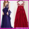 2015年の中国Suppliers Wholesale Fashion Elegant Sexy Ladies Evening Dresses Chiffon Woman SpringおよびSummer Maxi Long Prom Dress (C-176)