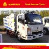 Camion de balayeuse de route de Sinotruk HOWO 4X2