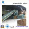 Automatic orizzontale Waste Paper Baler con Hydraulic Cylinder