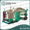 4 colores de la máquina de impresión flexográfica (CH884-600F)