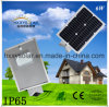 Solar 6W integrado Calle luz LED con Pole