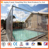 Haut taux de zinc enduit piscine clôtures de protection en métal