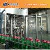 Machine de remplissage en verre de l'eau de seltz