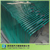 Clear Tempered Float Glass avec Polished Pencil Edge