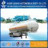 49000L semi remolque de combustible de aleación de aluminio