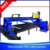 ガントリー構造の鋼板および管CNCの打抜き機