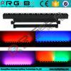Arruela da parede da barra do diodo emissor de luz acima da luz do estágio do assoalho