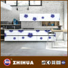 1220*2440*18mm Flower UVMDF für Kitchen Cabinet Door (ZH-C857)