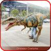 Qualitäts-mechanisches Dinosauriervelociraptor-Kostüm