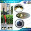 Flagpole dell'interno d'acciaio del pavimento diritto libero di alta qualità di 245cm (*NF21M03001)