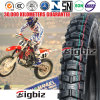 Heißer verkaufender populärer Motorrad-Reifen des Schwarz-80/80-17 Thailand