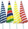 De Katoenen van de streep Paraplu van het Strand (br-bu-31)