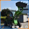 Carregador europeu da roda de um Stype de 0.8 toneladas mini com alta qualidade