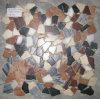 Mattonelle di mosaico di ceramica di stile libero