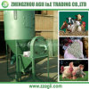 Mezcladora vertical del pienso del uso de la granja de China 1000kg/H para las granjas