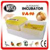 Grand fournir l'incubateur automatique de 96 d'oeufs poissons de hachure